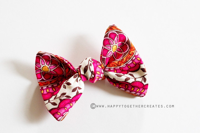 Easy Knotted Bows DIY
