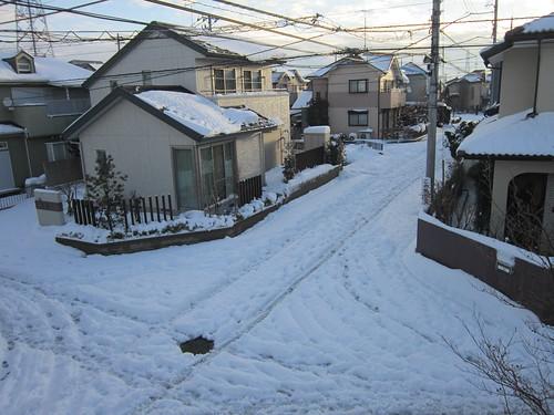 45年振りの大雪 2014年2月9日07:24 by Poran111