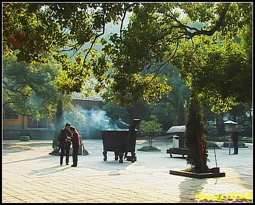 杭州 西湖 (西湖十景之一) 淨慈寺 - 018