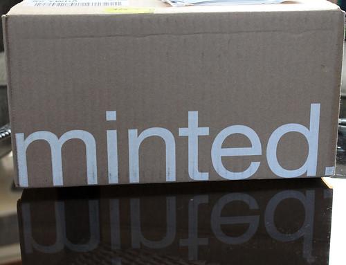 minted box