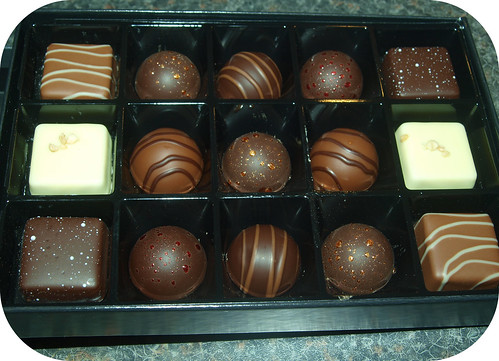 Heston's from Waitrose Chocolate Box