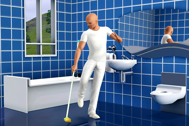 Mr. Clean - Posed 01