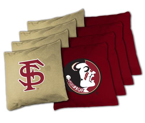 Florida State Seminoles Cornhole Bags