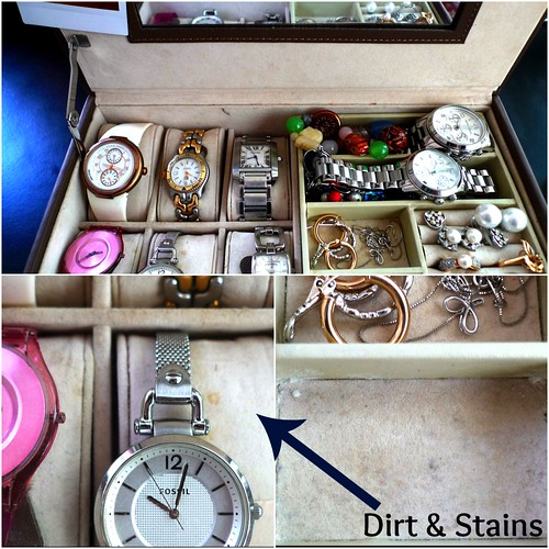 Dirty Jewelry Box