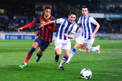 Joseba+Zaldua+Real+Sociedad+de+Futbol+v+FC+BfirS4PfNPtl