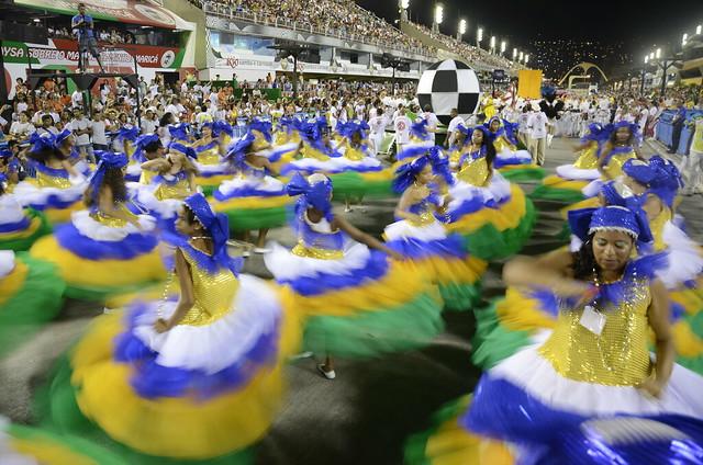 Carnaval 2014 - Aprendizes do Salgueiro - Foto: Alexandre Macieira | Riotur
