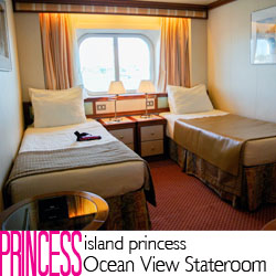 Island Princess Ocean View Guarantee