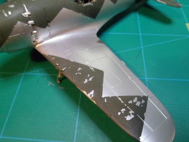 Pas-à-pas : Mitsubishi J2M3 modele 21 Raiden Jack [Tamiya 1/48] 13364054793_f2d74aced7_o