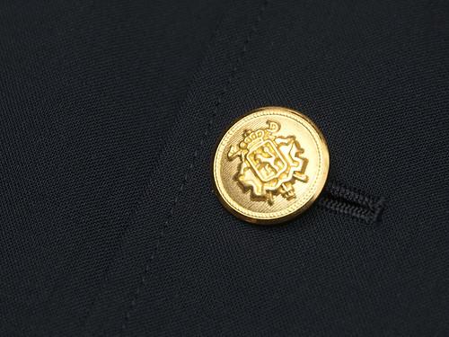 Manual Alphabet / Stretch Summer Wool 3B Jacket