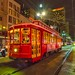 New Orleans Cable Car by Mi Bob