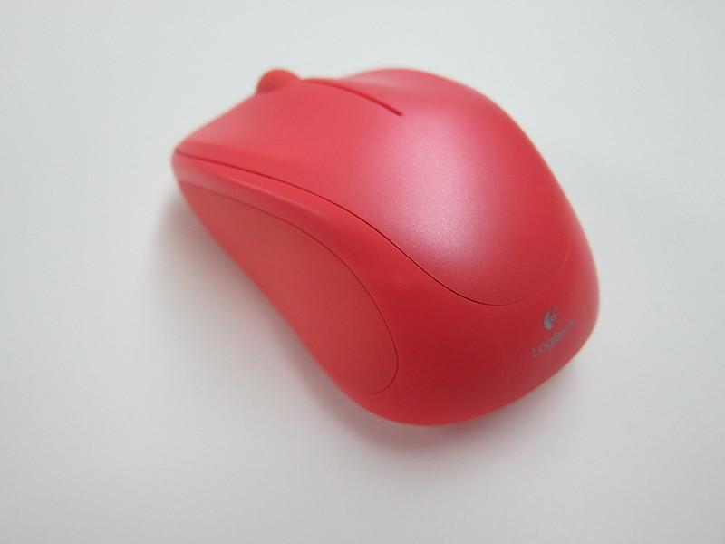 Logitech Wireless Mouse M235 (2014 Color Collection) - Bubble Bath