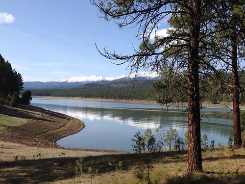 Easter hike, Phillips Lake