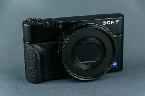 SONY DSC-RX100 AG-R1 アタッチメントグリップ
