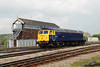 47843 light engine from Immingham to Hexthorpe passes Wrawby 24-04-14 by harry hudson