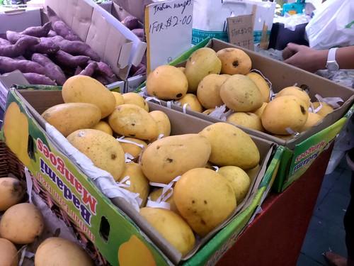 Badami Mangoes