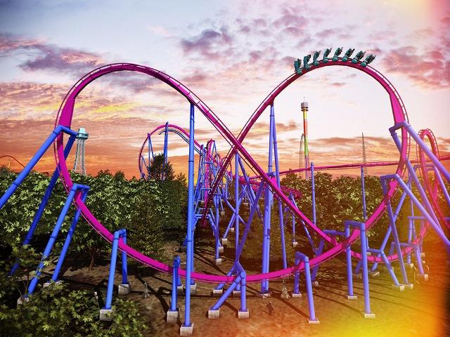 banshee-roller-coaster