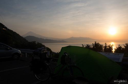 【27日目】富士山一周開始スタート!(静岡)