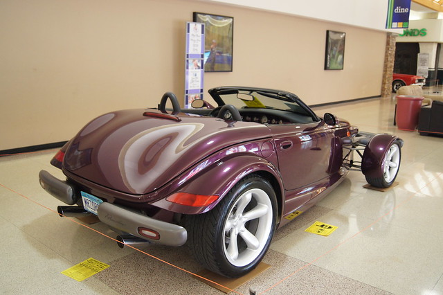 99 Plymouth Prowler