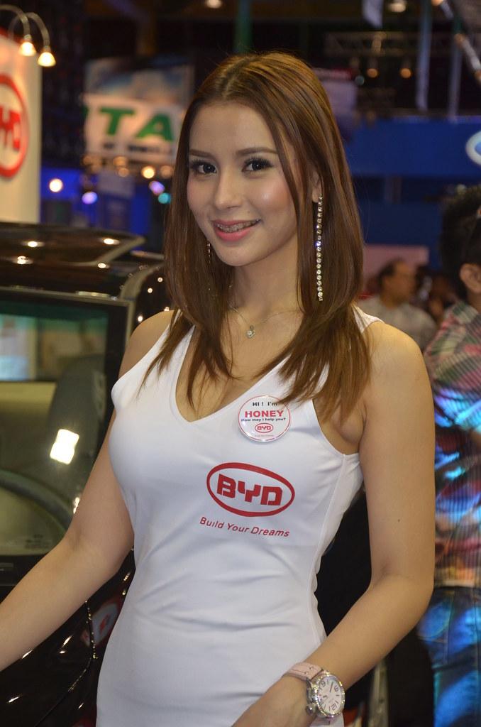 Car Show Girl Salary