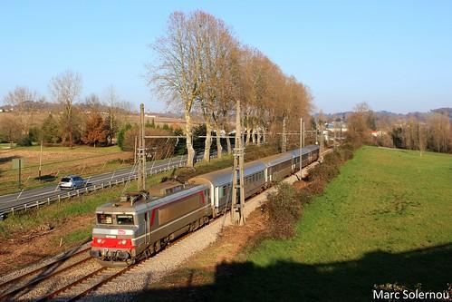SNCF 7292 - Baigts-de-Béarn 29/12/2014