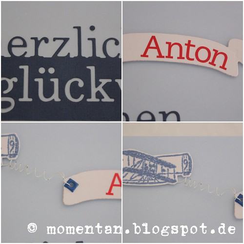 20150126 Geburtstagskarte für Anton