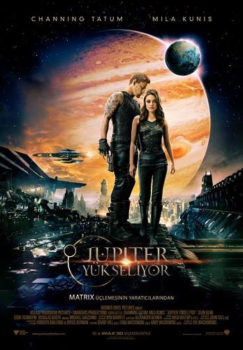 Jupiter Yükseliyor - Jupiter Ascending (2015)
