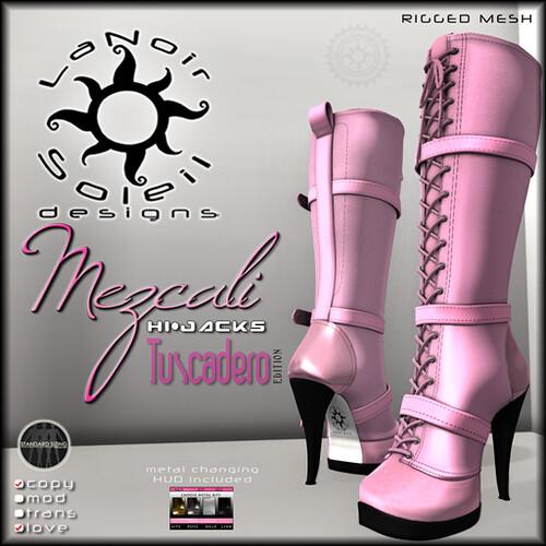MEZCALI HIJACKS TUSCADERO Edition