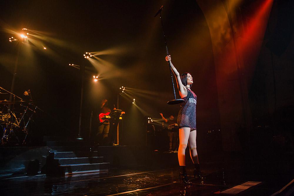 BTS: Jessie J @ Brixton Academy