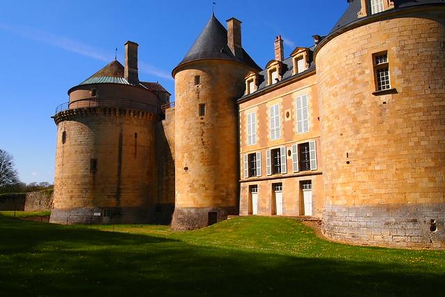 Apremont-sur-Allier - Le château