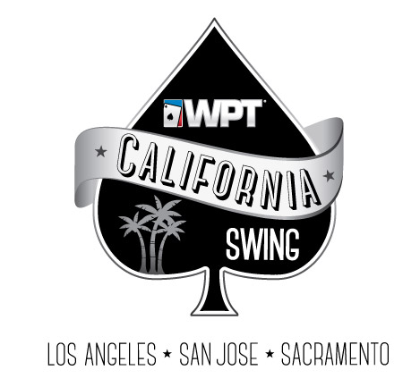 WPT California Swing Logo -White