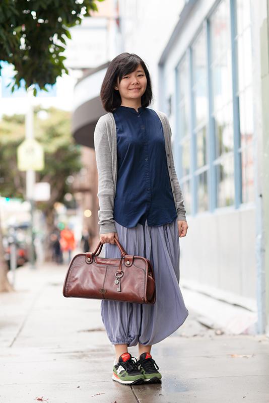 shen_4b Quick Shots, San Francisco, street fashion, street style, Valencia Street, women