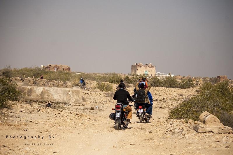 KTG Bikers short trip to makli graveyards thatta sindh - 16323163780 73347202e6 c