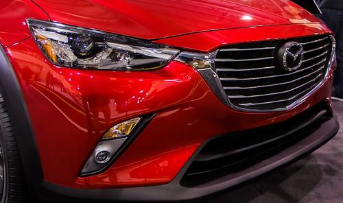 2015 Philadelphia Auto Show - Mazda CX-3