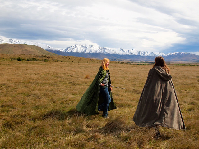 Pelennor Fields with Red Carpet Tours