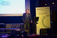 Brian Solis Speaking at Startup Marketing in SF…