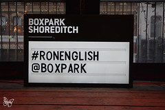 Ron English @ Boxpark London