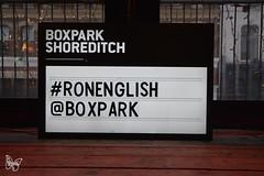Ron English @ Boxpark London