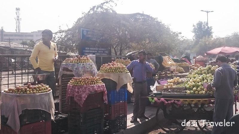 Fruit sellers Ber fruit Beri Wala Bagh