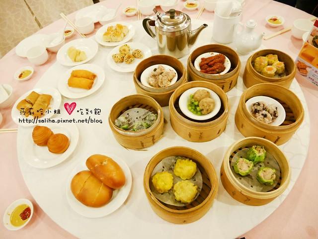 台北港式飲茶吃到飽六福客棧金鳳廳 (2)