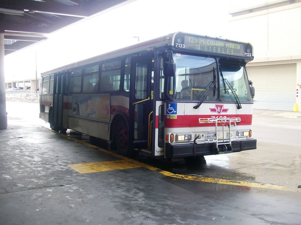TTC 1996 Orion V #7133