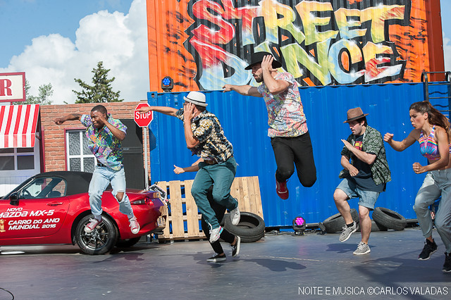 Street Dance - Rock in Rio Lisboa '16
