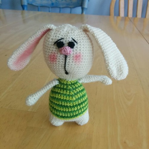 Bunny for fort Mac evacuee