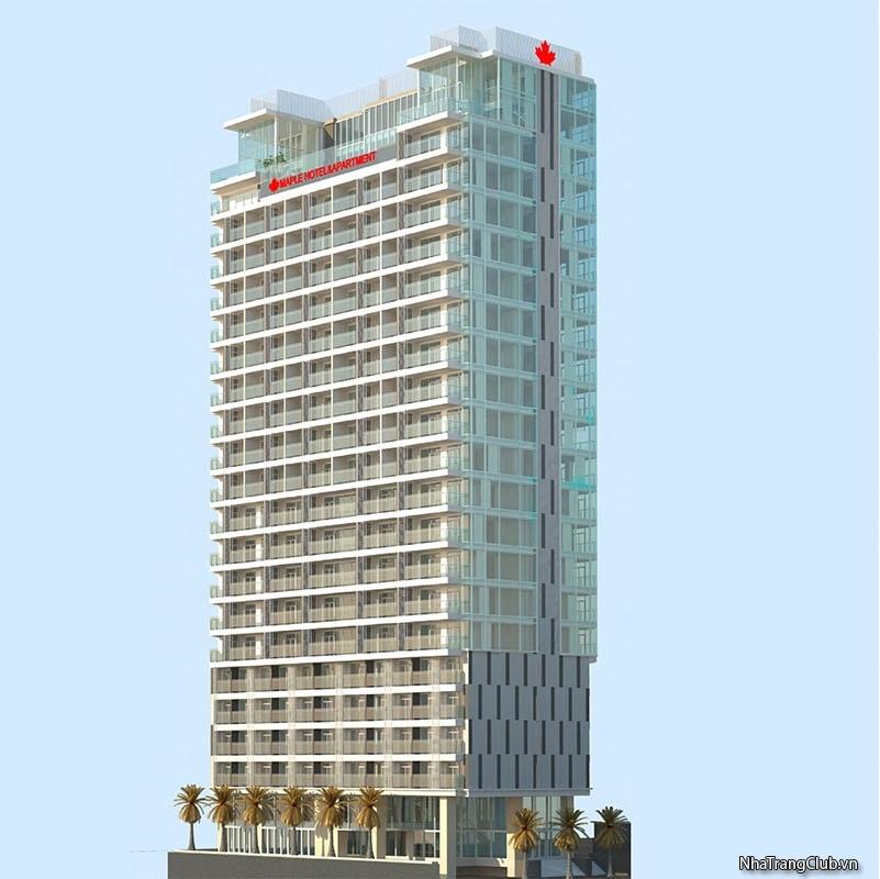 Cơ hội ngàn vàng mua căn hộ Maple Hotel & Apartment - Lh. 01686 072 187