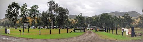 Camp Cobark Riverside Camping Ground, Scone Road, Barrington near Gloucester, NSW