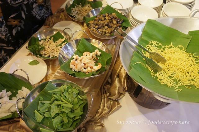 1.Iftar Ramadan Al Mubarak Buffet Dinner @ La Maison , Silka Maytower Kuala Lumpur