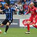 Club Brugge - KVO Sfeerbeelden stadion 1038