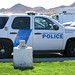 Federal Protective Services Homeland Security Chevrolet Tahoe