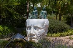 Parque dos Poetas (Garden of the Poets), Oeiras