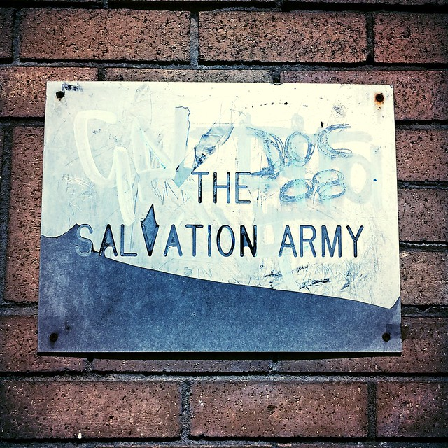 Salvation by force