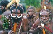 Dani auf Papua. Foto: Sigi Hupfauer.